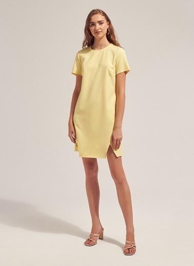 Monamoda Elbise Sarı